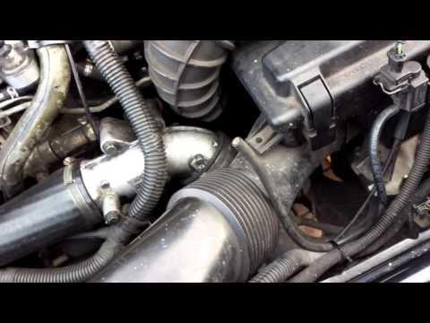 Turbo Boost / Vacuum Mount Fault TEMPORARY Free Fix