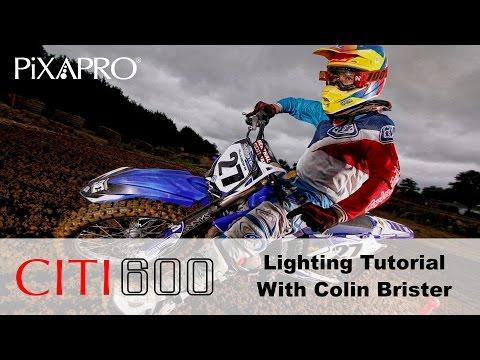 Pixapro CITI600 TTL