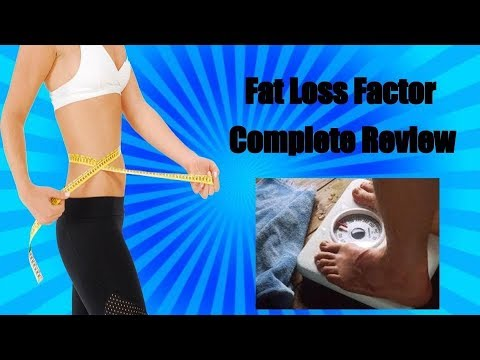 Fat Loss Factor | Fat Loss Factor Complete Review