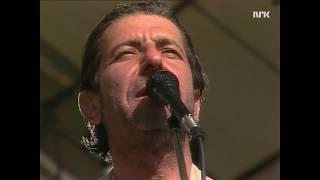 Leonard Cohen - I Tried To Leave You (Live 1985)