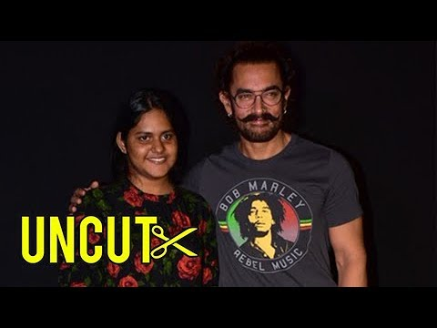 Aamir Khan Introduces Meghna Mishra At Secret Superstar Song Main Kaun Hoon Launch FULL EVENT
