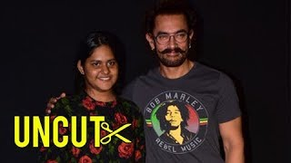 Aamir Khan Introduces Meghna Mishra At Secret Superstar Song