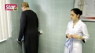 Надежда Ангарская проходит процедуры в клинике доктора Ковалькова