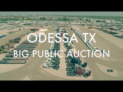 Odessa Public Auction