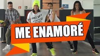 ME ENAMORÉ - Shakira / ZUMBA con ALBA DURAN