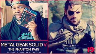 Metal Gear Solid 5 Phantom Pain Walkthrough Gameplay Part 19 - Mission 17 Rescue the Intel Agents