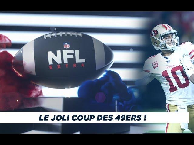 NFL Extra (W14) : Le coup de force des 49ers, le choc pour les Chiefs