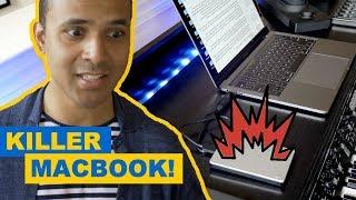 2017 MacBook Pro USB Problems! KILLED my external drives!
