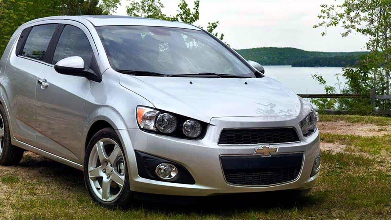 Chevrolet 2014 Chevrolet Sonic Hatchback   YouTube