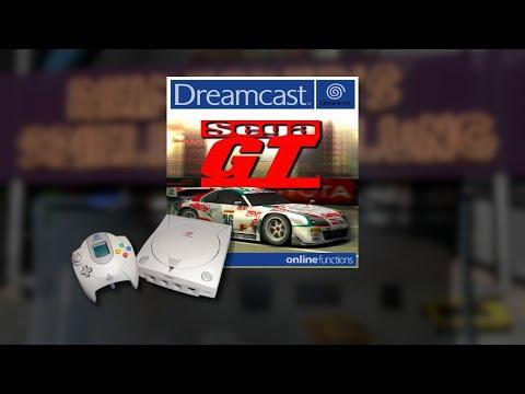 Gameplay : Sega GT [Dreamcast]