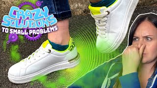 Remote Control Fart Prank | CRAZY SOLUTIONS TO SMALL PROBLEMS