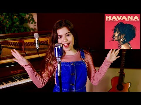 SOPHIA GRACE Sings HAVANA - Camila Cabello (LIVE in the Studio)