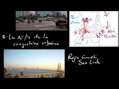 Mumbai : modernité, inégalités.