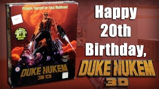 LGR - Duke Nukem 3D 20th Anniversary!