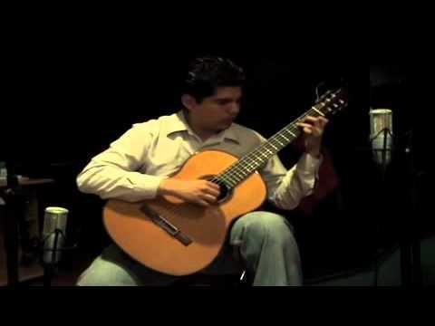 Pável Chávez  - Sergio Assad. Sonata mov II & III