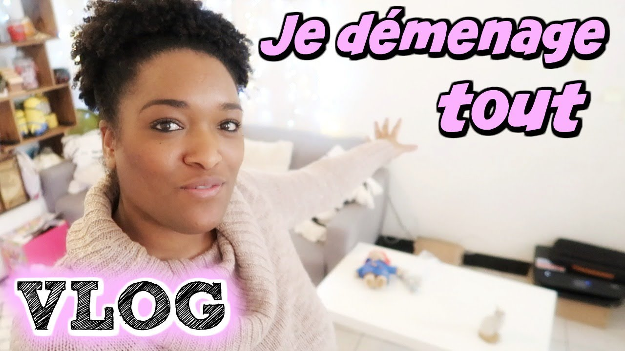 je demenage tout chez moi vlog de maman youtube. Black Bedroom Furniture Sets. Home Design Ideas