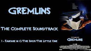 Gremlins: The Complete Soundtrack by Jerry Goldsmith