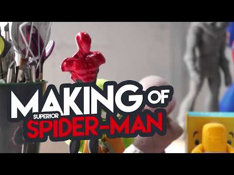 making of superior spiderman