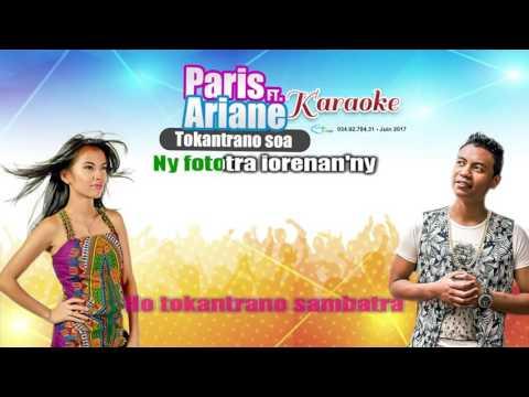 karaoke ariane ampelatananao