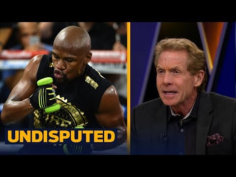 Mayweather is claiming McGregor's style is 'extremely dirty' - Skip and Shannon debate | UNDISPUTED