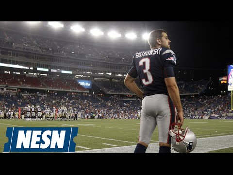 Stephen Gostkowski One Of The Most Reliable Kickers In NFL