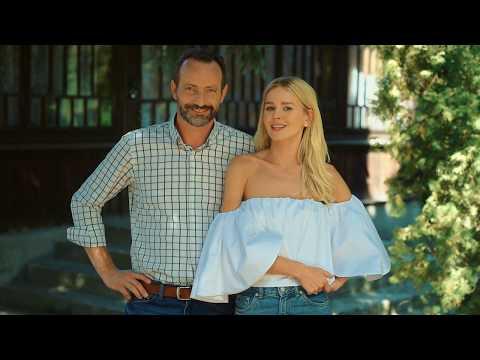 Наталка Середюк і Юрій Левандовський запрошують усіх на «Скажене Весілля 2»!
