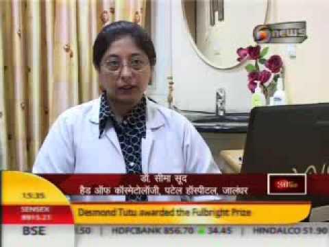 Coverage Of Patel Hospital Jalandhar On DD NEWS, Date 22-11-2008