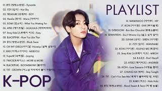 Kpopメドレー、Kポップチャート2021、 BTS, ITZY, TREASURE, Hwasa, April, Stray Kids, Blackpink, Twice