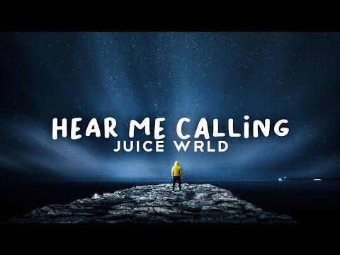 Juice WRLD - Hear Me Calling (Lyric Video)