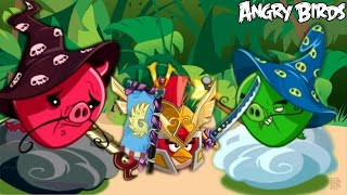 Angry Birds Epic - 1 BIRD SOLO BATTLE (Red Only)