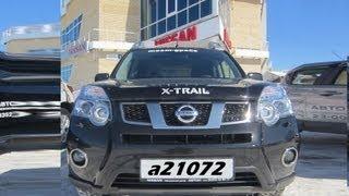 видео Nissan X Trail Тест Драйв