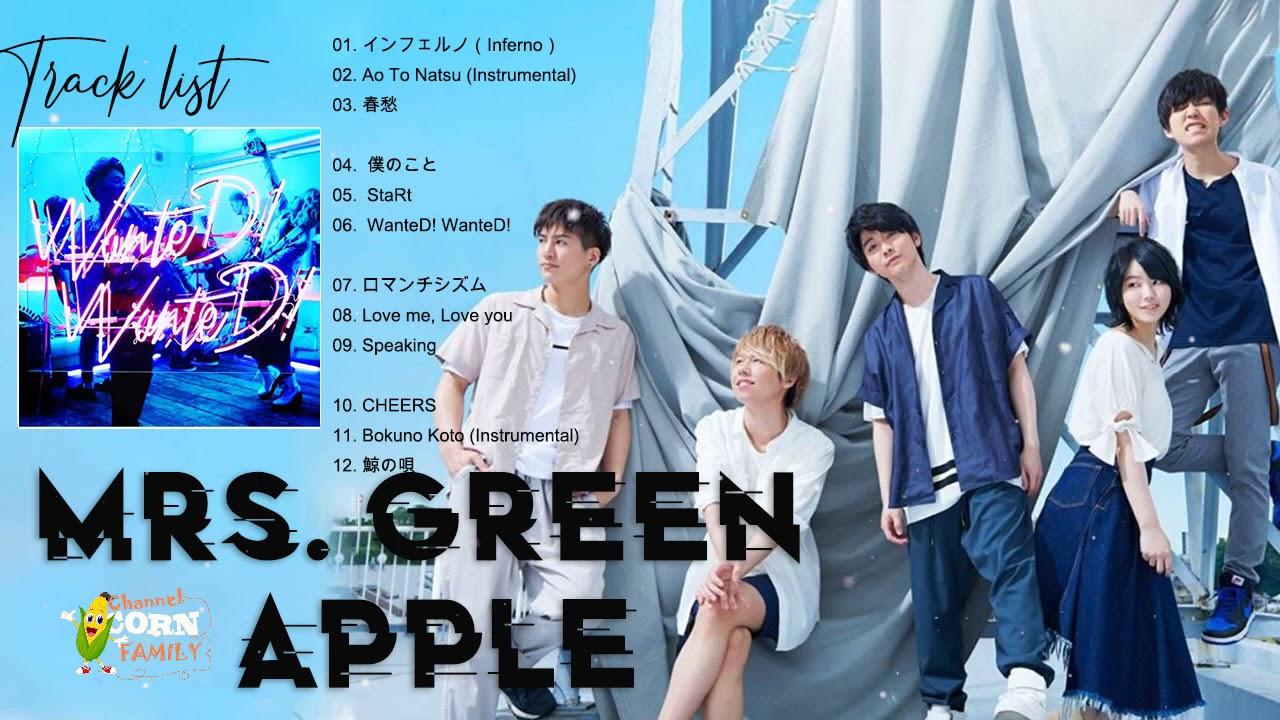 Download Mrs  Green Appleメドレー  Mrs  Green Appleベストソング  Best Songs Of Mrs  Green Apple