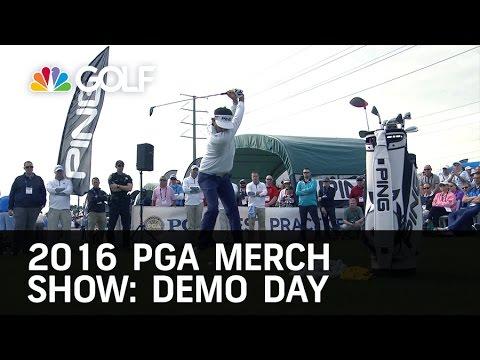 2016 PGA Merchadise Show Demo Day Recap | Golf Channel