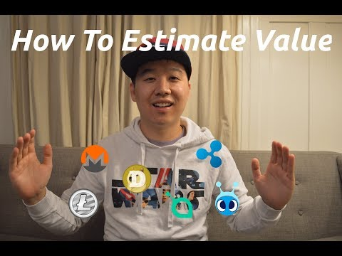 How To Estimate FUTURE VALUE Of Your Coins - MARKET CAP Explained!!