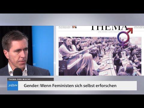 Ein Blick in die neue JF (08/19): Gender