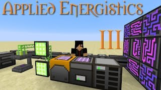Grundlegender Aufbau eines ME-Systems - Tutorialreihe Applied Energistics 2 #3 | Minecraft [DEUTSCH]