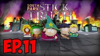 South Park: The Stick of Truth | Ep.11 | Where The Heck Do I GGOOO!!!!!!
