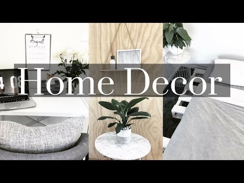DIY AFFORDABLE HOME DECOR IDEAS + Kmart tricks