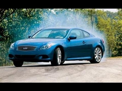 2008 Infiniti G37 Coupe Car And Driver Youtube