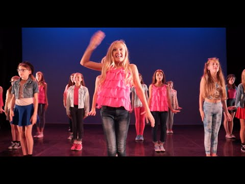 What You Want (Legally Blonde) COVER, Stagebox Elite Team, Leeds