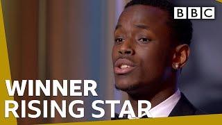 Micheal Ward wins Rising Star BAFTA 2020 🏆 - BBC