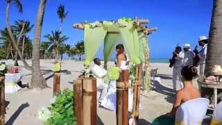 Свадьба в Доминикане, Виктория и Эдуардо