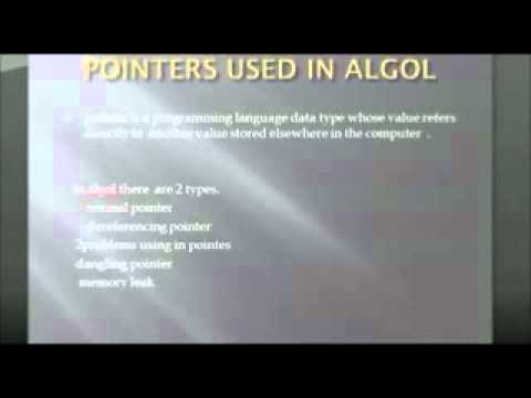 Algol - 60.flv