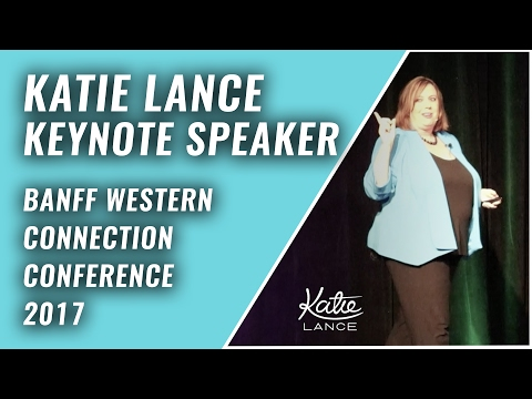 Get Social Smart: Honing Your Social Media Strategy | Katie Lance, Keynote Speaker #BWC2017