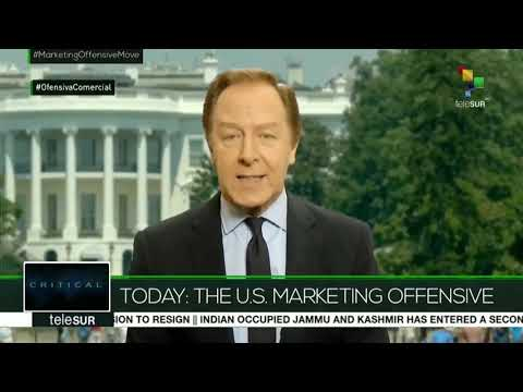 Critical Moves: The US Marketing Offensive