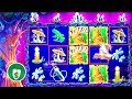 Return to Crystal Forest slot machine, 2 bonuses