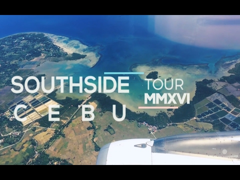 SOUTHSIDE CEBU TOUR 2016 ( Cebu City to Oslob, October 22-24, 2016)