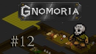 Let's play Gnomoria #12 - Carpentry shenanigans