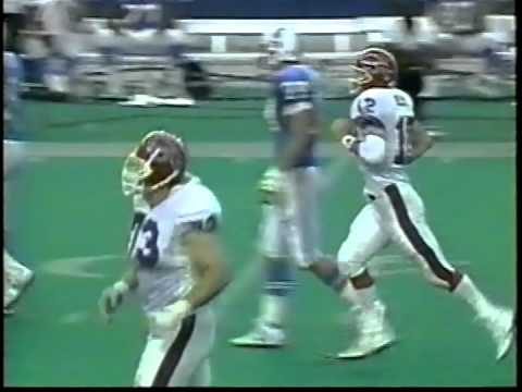 Every Jim Kelly TD 1988,1989