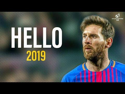 Lionel Messi ( HELLO ) 2019 | HD | Ft :- Adele
